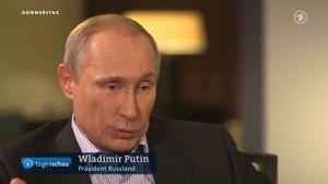 Ausschnitt Video zu der Frage, ob Russland Waffen liefert