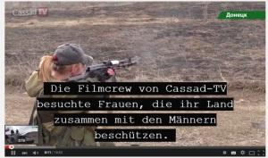 Cassad Frauen