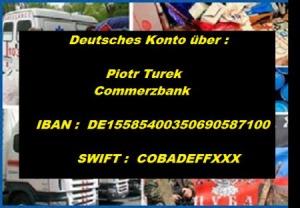 PayPal piotrhersdorf@gmail.com