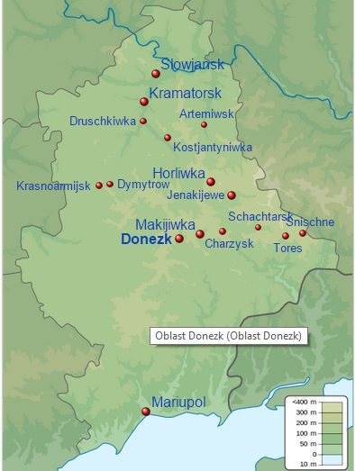 Oblast Donezk